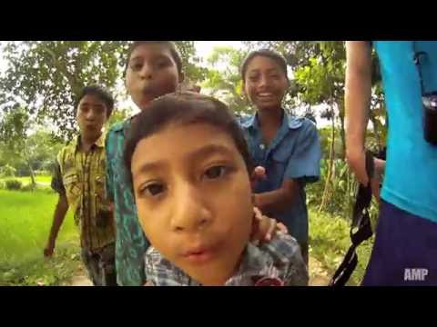 Bangladesh Village Soccer with Americans