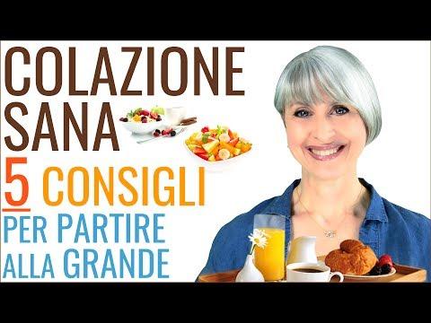 COME FARE una PRIMA COLAZIONE SANA e NUTRIENTE con Simona Vignali