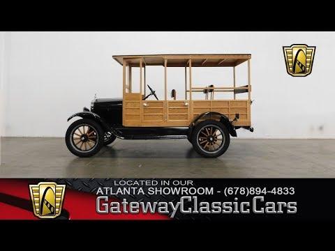 1926 Ford Model T, Gateway Classic Cars-Atlanta #829
