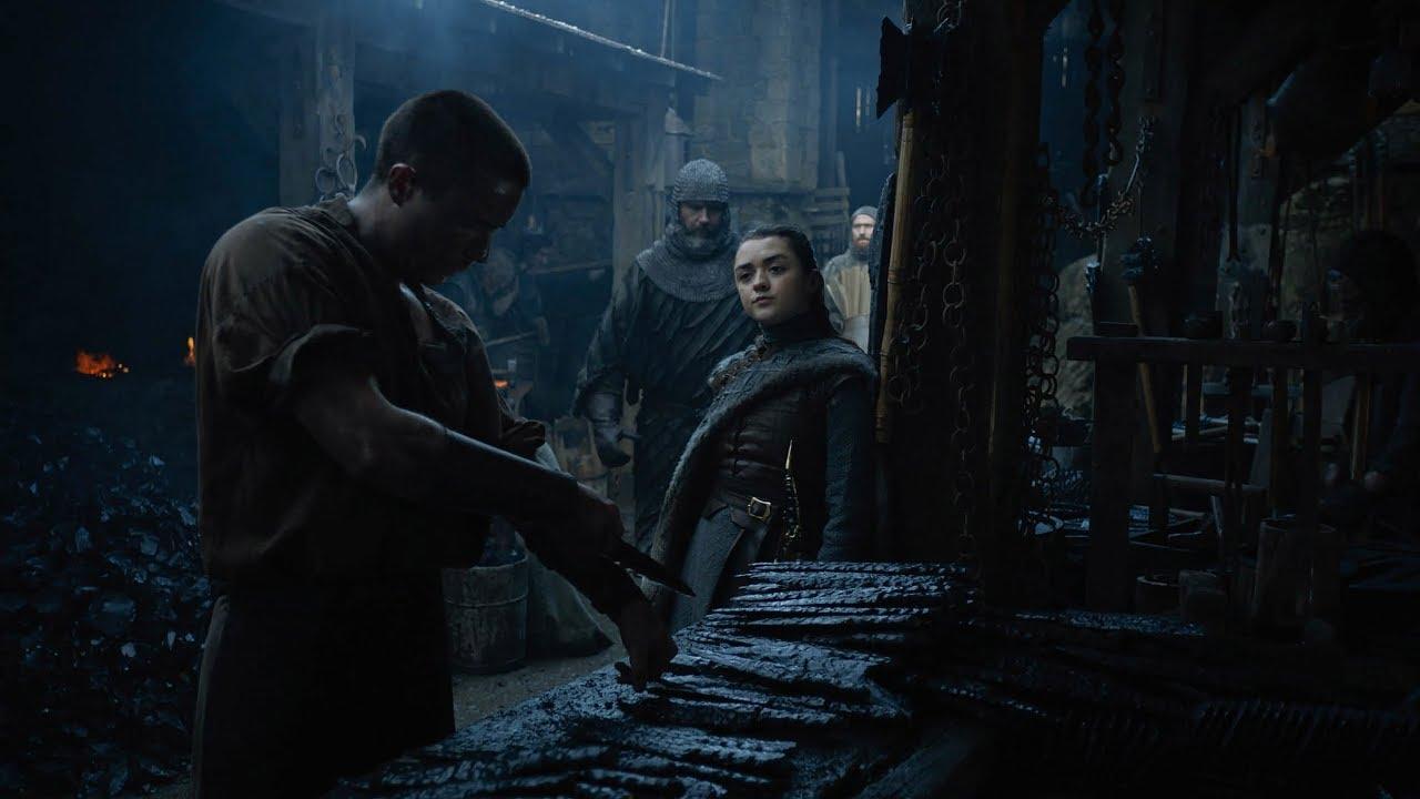 Game of Thrones: Maisie Williams discusses Arya's surprise Gendry scene