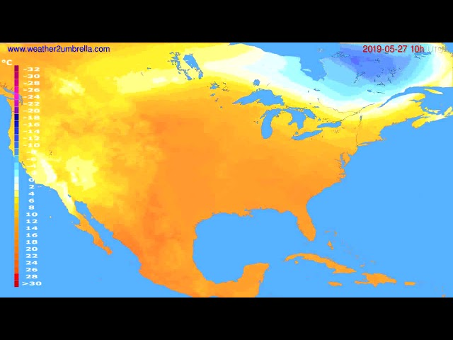 <span class='as_h2'><a href='https://webtv.eklogika.gr/temperature-forecast-usa-amp-canada-modelrun-12h-utc-2019-05-24' target='_blank' title='Temperature forecast USA & Canada // modelrun: 12h UTC 2019-05-24'>Temperature forecast USA & Canada // modelrun: 12h UTC 2019-05-24</a></span>