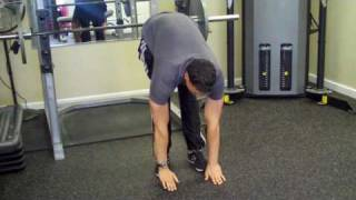 Exercise Minute: Inch-Worm Push Up (Full Body)