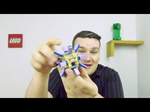 Ocean Monument - LEGO Minecraft - designer video