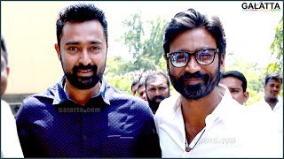 Like to know what #Prasanna said about #Dhanush?