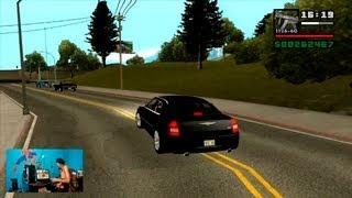 33º Video de GTASA Modificado 2013: Como tirar Lag em 99% no GTA San Andreas PC 2013