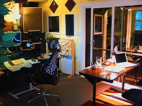 2 Sliding Glass Door Soundproof Test for Recording Studio
