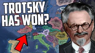 What If Trotsky's World Revolution Succeeded?! HOI4