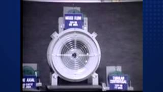 How Mixed Flow Fans Work