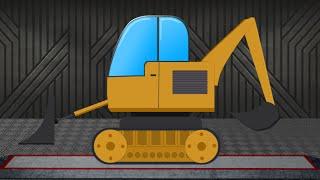 Loader Truck | Formation & Uses | Video for Children