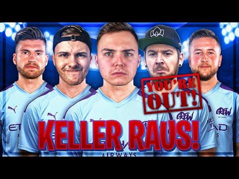 Crew PRO CLUB #4 NEUZUGANG & einer muss GEHEN ... FIFA 19