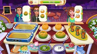 Indian Cooking Star:Chef Restaurant | PaniPuri [ Level 6 - 10 ] Restaurant 2019 | android Gameplay