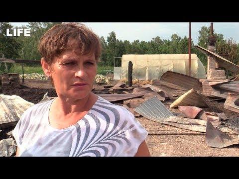 Эвакуировала солдат и осталась бездомной