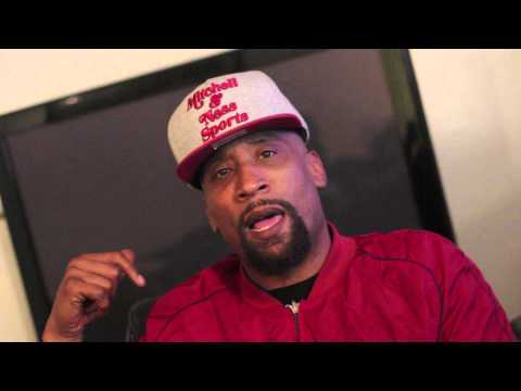 Lord Jamar First time hearing the Science of GOD