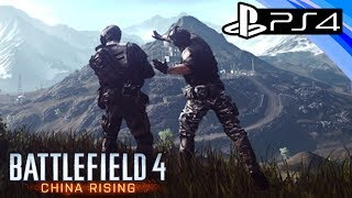 PS4 Battlefield 4 (BF4) Gameplay Multiplayer CHINA RISING EXPANSION- NEXT GEN BATTLEFIELD