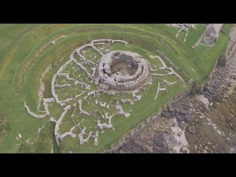 Iron age brochs Of Scotland