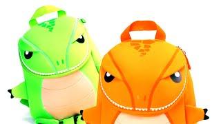 Веселый рюкзак Динозавр для детей и игрушка для детей | aliexpress обзор