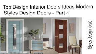 Top Design Interior Doors Ideas Modern - Styles Design Doors - Part - 4