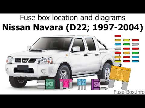 Nissan Navara Fuse Box Diagram | Wiring Schematic Diagram on