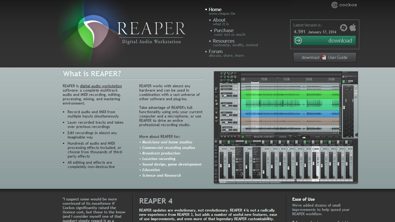 15 Best Reaper Alternatives | Reviews | Pros & Cons
