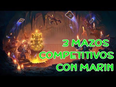 3 MAZOS PARA ESCALAR RANGOS CON MARIN EL ZORRO!