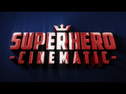 Majestic Cinematic 3D Logo | After Effects Template | Logo ...