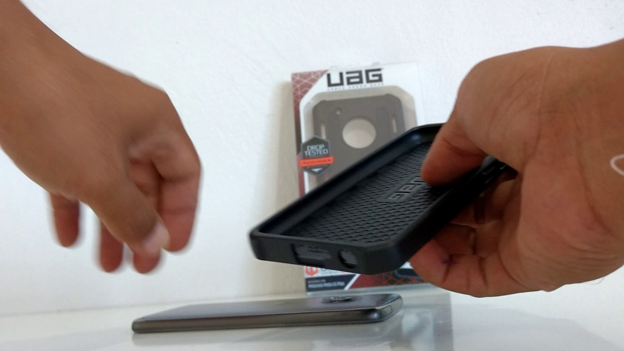 low priced ed5ef 2fcb1 UAG Outback Series Motorola Moto G5 Plus
