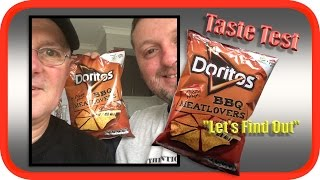 Doritos, Pizza Hut | BBQ Meatlovers Corn Chips | Taste Test | GoJoMedia Geoff