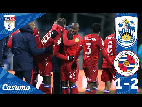 Huddersfield Reading Goals And Highlights