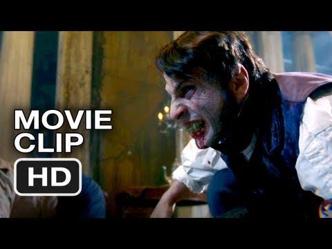 Abraham Lincoln Vampire Hunter Trailer Movie CLIP - Against 20 (2012) Timur Bekmambetov Movie HD