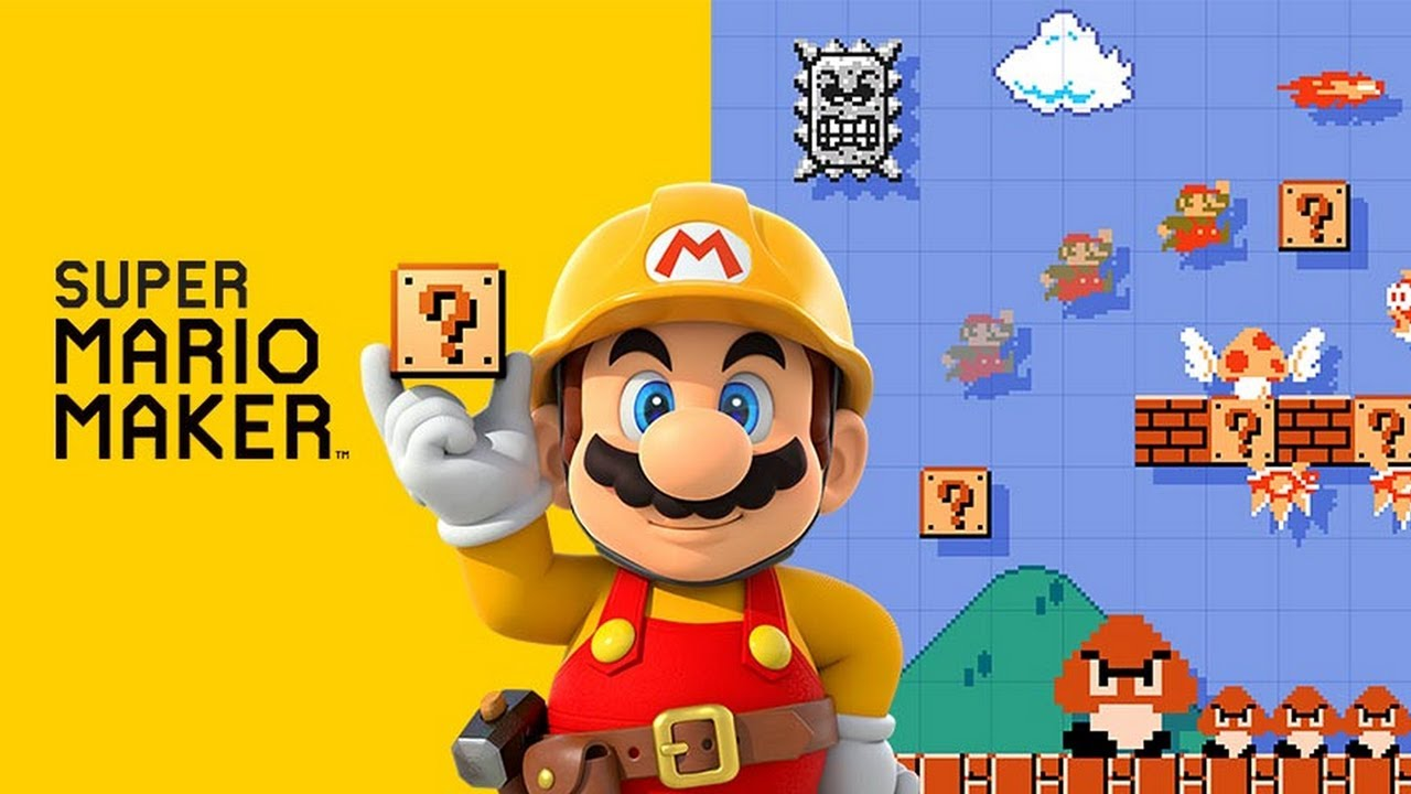 mario builder games