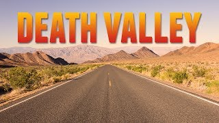 Death Valley National Park Road Trip - How You DON