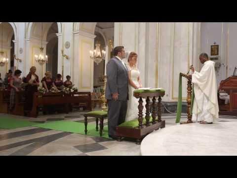 Kevin & Jill's Italy Wedding Highlights Video