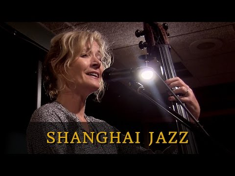 East of the Sun by Brooks Bowman – Nicki Parrott & Rossano Sportiello at Shanghai Jazz (Madison, NJ)