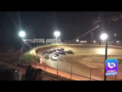 #1W Thunder feature Wartburg Speedway 9/8/18
