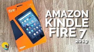 Análisis Amazon Kindle Fire 7 2019: ¡Una TABLET por 70 EUROS!