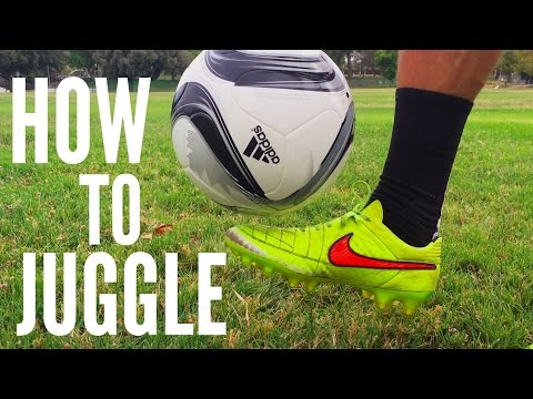 The Beginner's Tutorial to SoccerFootball Juggling