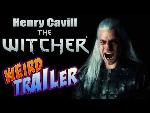 THE WITCHER Weird Trailer - EXCLUSIVE FOOTAGE - HENRY CAVILL'S AUDITION thumbnail