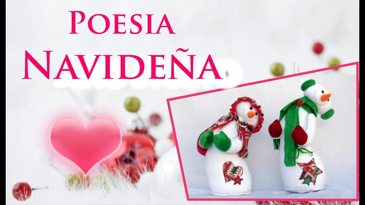 Poesia navide a palabras para navidad videos navide os for Objetos de navidad