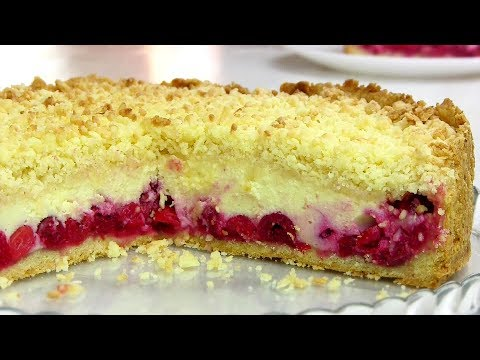 Пирог с творогом и вишней в мультиварке рецепты с фото