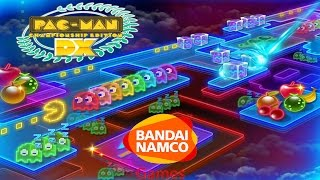 PAC-MAN Championship Edition DX - iPhone / iPod Touch / iPad - HD (Sneak Peek) Gameplay Trailer