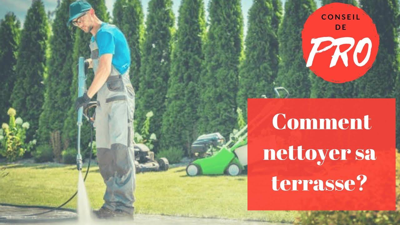 Nettoyage Dalle Piscine Javel quel produit pour l'entretien d'une terrasse, dalles ou