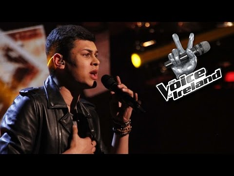 Michael Lawson - 7 Years - WINNER - The Voice of Ireland - The Final - Series 5 Ep17