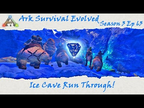 Ark The Island Ice Cave Breeding