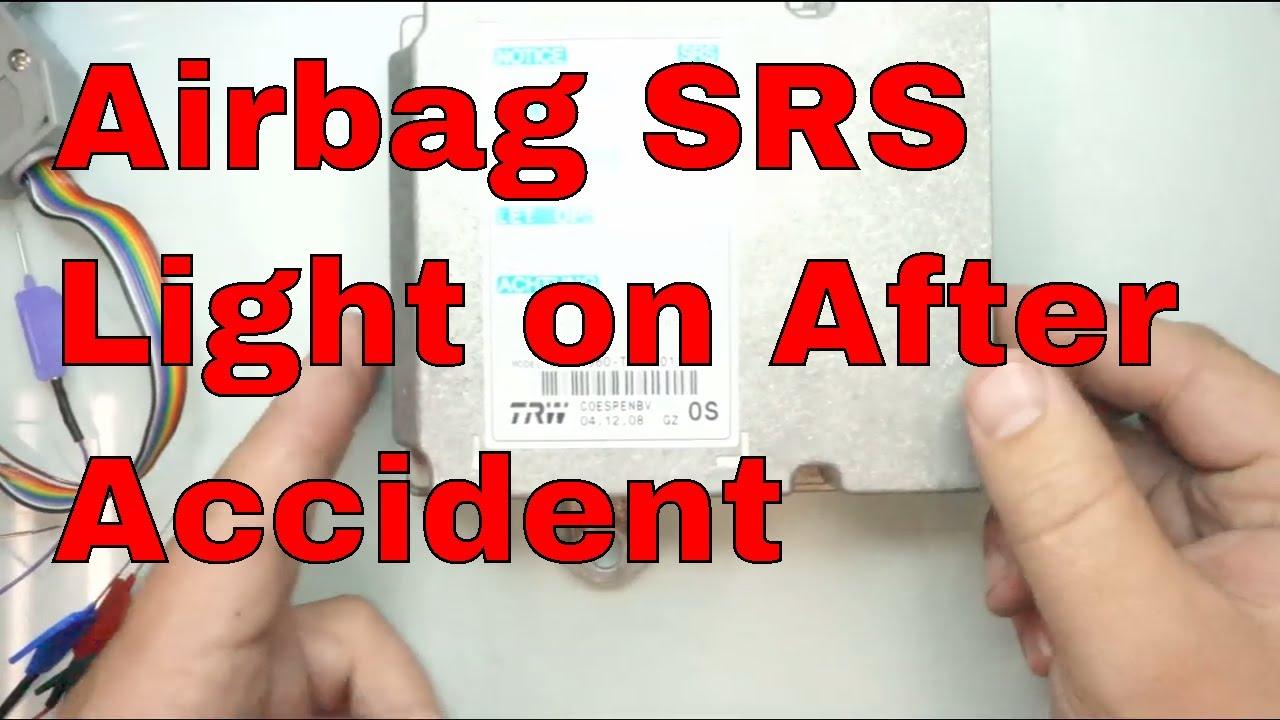 Airbag Module Repair Reset School