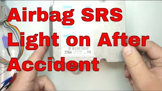 For Honda Civic SRS Airbag Module Reset Hard /& Light Codes Clear