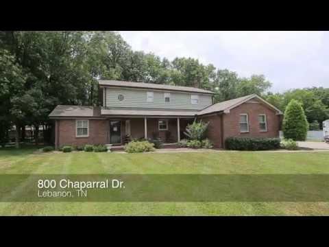 800 Chaparral Dr. Lebanon, TN
