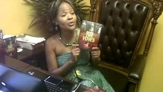 "Zanele Mbokazi New book ""Before The Vows"" get yourself a copy now on 031 303 3520"