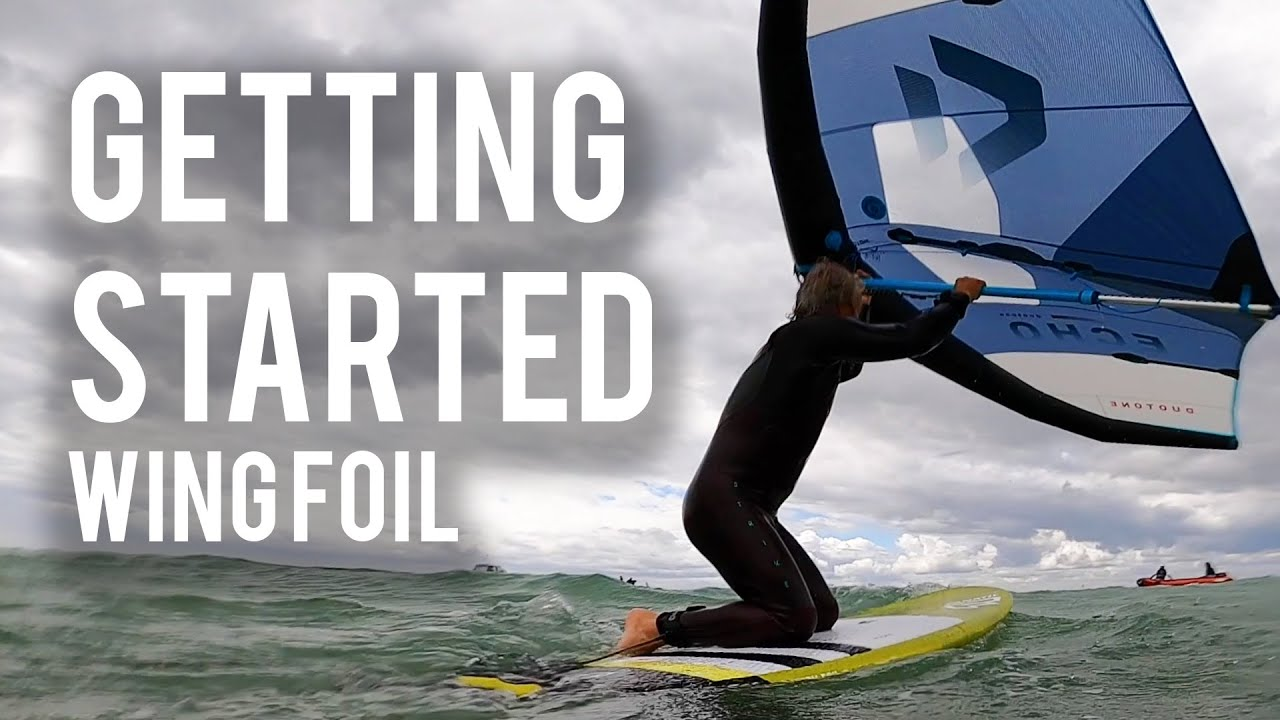 WING FOIL - How to Get Started - Tricks of the Trade with Tom Court