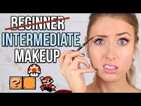 INTERMEDIATE Drugstore Makeup Tutorial (Building on Beginner Makeup!)