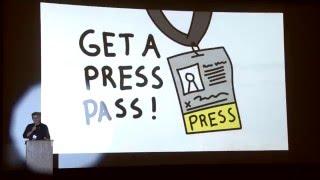 Tom Johnson - Get a Press Pass